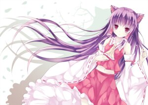 Rating: Safe Score: 42 Tags: animal_ears hakurei_reimu mizumidori touhou User: 椎名深夏