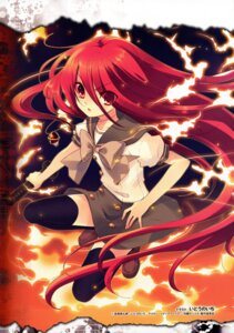 Rating: Safe Score: 21 Tags: ito_noizi seifuku shakugan_no_shana shana sword User: tk73mt15