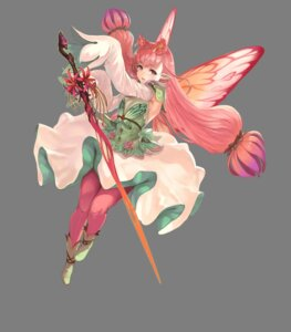 Rating: Questionable Score: 7 Tags: fairy fire_emblem fire_emblem_heroes mirabilis nintendo pantyhose pointy_ears weapon wings yoshiku User: fly24