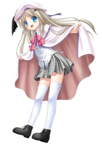 Rating: Safe Score: 13 Tags: key kud_wafter little_busters! na-ga noumi_kudryavka seifuku thighhighs User: marechal