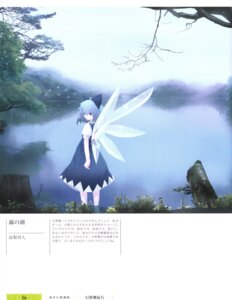 Rating: Safe Score: 12 Tags: cirno dress takanashi_hitsuji touhou wings User: Radioactive