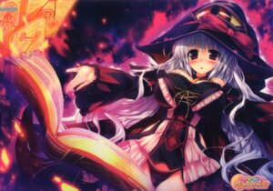 Rating: Safe Score: 78 Tags: clochette kaido_ririko oshiki_hitoshi pantsu sakigake_generation! witch User: DDD