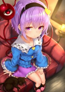 Rating: Safe Score: 54 Tags: kaenbyou_rin_(cat) komeiji_satori neko touhou wowoguni User: RyuZU