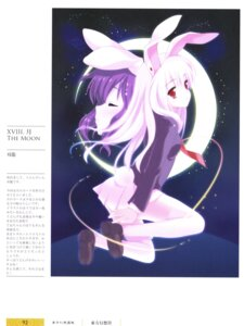 Rating: Safe Score: 8 Tags: animal_ears bunny_ears double_dragon inaba_tewi reisen_udongein_inaba touhou User: Radioactive