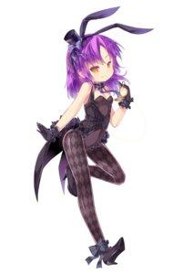 Rating: Safe Score: 51 Tags: animal_ears bunny_ears bunny_girl cleavage eiyuu_densetsu eiyuu_densetsu:_ao_no_kiseki eiyuu_densetsu:_zero_no_kiseki gothic_lolita heels lolita_fashion pantyhose renne saru User: ddns001