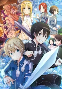 Rating: Safe Score: 15 Tags: alice_schuberg armor asuna_(sword_art_online) eugeo kikuoka_seijirou kirito kojiro_rinko konno_yuuki maid megane ronye_arabel sword sword_art_online sword_art_online_alicization tagme tieze_shtolienen uniform User: kiyoe