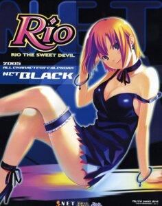 Rating: Safe Score: 19 Tags: dress garter koutaro rio super_blackjack User: Radioactive