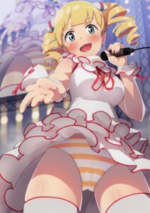 Rating: Questionable Score: 49 Tags: cameltoe ddal dress pantsu shimapan thighhighs User: Bulzeeb