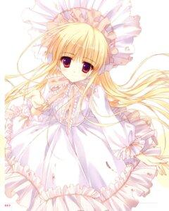 Rating: Safe Score: 32 Tags: dress lolita_fashion ryohka User: akagiss