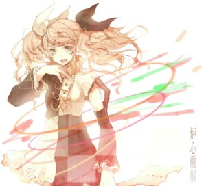 Rating: Safe Score: 8 Tags: kagamine_rin meltdown_(vocaloid) tetsuo vocaloid User: yumichi-sama