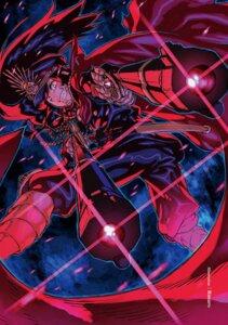 Rating: Safe Score: 14 Tags: demon_archer fate/grand_order gun rintaro uniform User: kiyoe