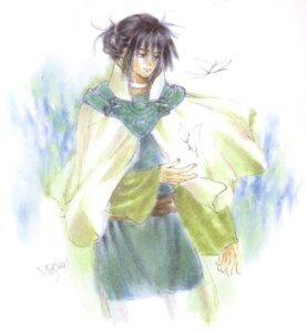 Rating: Safe Score: 2 Tags: inomata_mutsumi keel_zeibel male tales_of tales_of_eternia User: Radioactive