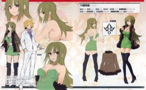 Rating: Questionable Score: 20 Tags: character_design cleavage dress fate/apocrypha fate/stay_night heels konoe_ototsugu naked no_bra open_shirt thighhighs type-moon User: 逍遥游