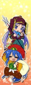 Rating: Safe Score: 6 Tags: hiiragi_kagami izumi_konata lucky_star User: Elow69