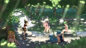 Rating: Questionable Score: 55 Tags: aki_minoriko aki_shizuha animal_ears ao_mei_douji bikini cleavage himekaidou_hatate inubashiri_momiji kagiyama_hina kawashiro_nitori school_swimsuit shameimaru_aya swimsuits tail touhou wardrobe_malfunction wet yuri User: Mr_GT