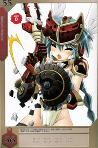 Rating: Safe Score: 7 Tags: armor mirim queen's_blade queen's_blade_rebellion screening tsurugi_hagane User: MaullarMaullar