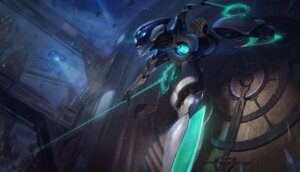 Rating: Safe Score: 4 Tags: camille_(league_of_legends) league_of_legends mecha_musume tagme User: Radioactive