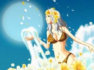 Rating: Safe Score: 13 Tags: bikini cleavage fairy_tail mirajane_strauss swimsuits User: Brufh