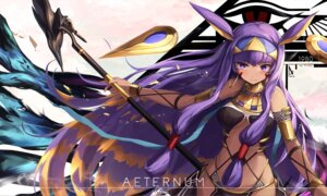 Rating: Safe Score: 18 Tags: animal_ears bunny_ears eruthika fate/grand_order nitocris_(fate/grand_order) weapon User: Mr_GT