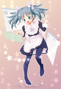 Rating: Safe Score: 5 Tags: maid pantyhose tagme wikipe-tan wikipedia User: Zatsune_Miku
