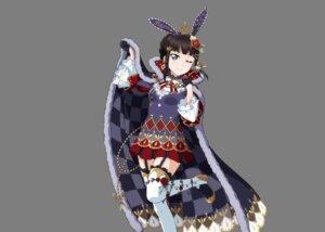 Rating: Safe Score: 25 Tags: animal_ears bunny_ears cropme heels kurosawa_dia love_live!_sunshine!! stockings thighhighs transparent_png User: saemonnokami
