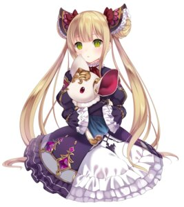 Rating: Safe Score: 66 Tags: amashiro_natsuki dress gothic_lolita lolita_fashion luna_(shadowverse) shadowverse User: nphuongsun93