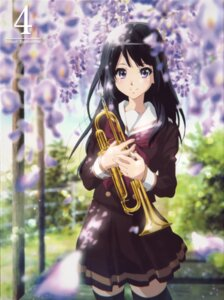 Rating: Safe Score: 63 Tags: disc_cover hibike!_euphonium ikeda_shouko kousaka_reina seifuku thighhighs User: fireattack