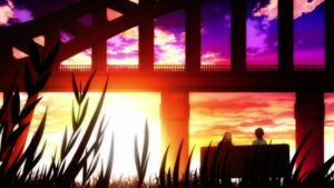 Rating: Safe Score: 7 Tags: arakawa_under_the_bridge cap endcard ichinomiya_kou landscape nino_(arakawa) wallpaper User: BuSy