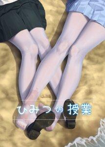 Rating: Safe Score: 50 Tags: haneru heels pantyhose seifuku User: Mr_GT