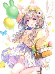 Rating: Safe Score: 35 Tags: animal_ears bunny_ears heels wasabi_(artist) User: RICO740