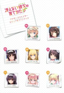 Rating: Safe Score: 10 Tags: index_page saenai_heroine_no_sodatekata saenai_heroine_no_sodatekata_flat tagme User: Twinsenzw