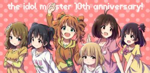 Rating: Safe Score: 36 Tags: akagi_miria dress futaba_anzu hidaka_ai nakatani_iku rariemonn suou_momoko takatsuki_yayoi the_idolm@ster the_idolm@ster_cinderella_girls the_idolm@ster_dearly_stars the_idolm@ster_million_live! User: Radioactive