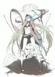 Rating: Safe Score: 18 Tags: black_rock_shooter black_rock_shooter_(character) cosplay hatsune_miku nayu vocaloid User: charunetra