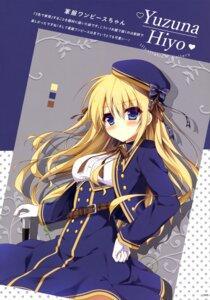 Rating: Safe Score: 12 Tags: uniform yuzuna_hiyo User: drop