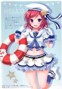 Rating: Questionable Score: 12 Tags: custom_size heels love_live! nishikino_maki sakurai_makoto tagme uniform User: Radioactive