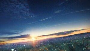 Rating: Safe Score: 34 Tags: landscape niko_p signed wallpaper User: RyuZU