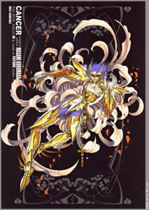 Rating: Safe Score: 6 Tags: cancer_deathmask future_studio male saint_seiya User: Radioactive
