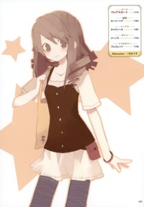 Rating: Safe Score: 20 Tags: mitsuki_mouse pantyhose User: crim