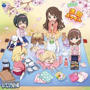 Rating: Safe Score: 25 Tags: disc_cover futaba_anzu kohinata_miho sakuma_mayu sakurai_momoka shimamura_uzuki tagme the_idolm@ster the_idolm@ster_cinderella_girls User: saemonnokami