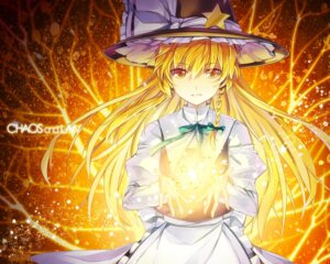 Rating: Safe Score: 27 Tags: 6u kirisame_marisa touhou wallpaper witch User: KerrigN