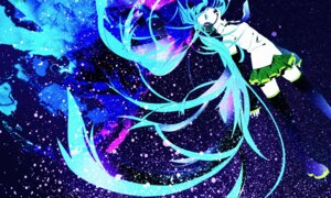 Rating: Safe Score: 14 Tags: hatsune_miku headphones keishi vocaloid User: charunetra