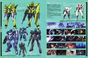 Rating: Safe Score: 7 Tags: gundam gundam_age mecha User: solidvanz