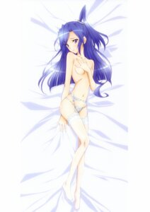 Rating: Questionable Score: 72 Tags: breast_hold garter_belt kazanari_tsubasa pantsu senki_zesshou_symphogear stockings thighhighs topless User: Radioactive
