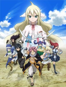 Rating: Safe Score: 7 Tags: armor bandages charle erza_scarlet fairy_tail gajeel_redfox gray_fullbuster happy_(fairy_tail) juvia_loxar lucy_heartfilia mavis_vermillion natsu_dragneel tagme tattoo thighhighs wendy_marvell User: kiyoe