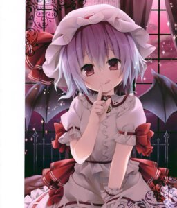 Rating: Safe Score: 15 Tags: dress kinokonomi konomi remilia_scarlet tagme touhou wings User: kiyoe