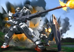 Rating: Safe Score: 9 Tags: gundam mecha the_08th_ms_team User: Radioactive