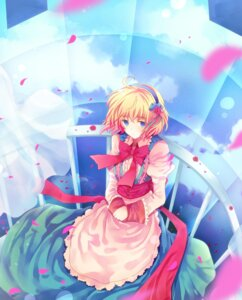 Rating: Safe Score: 15 Tags: alice_margatroid amatsuki_jou dress touhou User: Radioactive