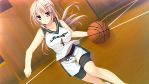 Rating: Safe Score: 60 Tags: basketball bike_shorts game_cg hibiki_works nanaroba_hana natsuki_hikari purely_x_cation User: moonian
