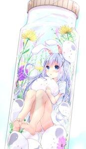 Rating: Questionable Score: 56 Tags: animal_ears bunny_ears gochuumon_wa_usagi_desu_ka? kafuu_chino kouda_suzu pantsu tippy_(gochuumon_wa_usagi_desu_ka?) User: hiroimo2