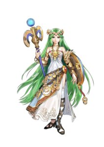 Rating: Safe Score: 12 Tags: armor dress hirooka_masaki kid_icarus kid_icarus:_uprising nintendo palutena thighhighs User: Radioactive